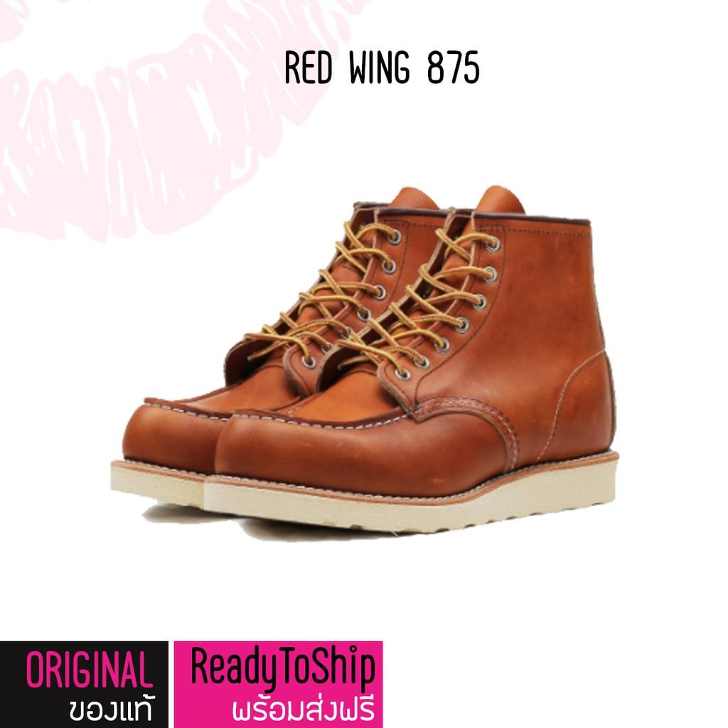 รองเท้า Red Wing 875 - CLASSIC MOC ORO LEACY