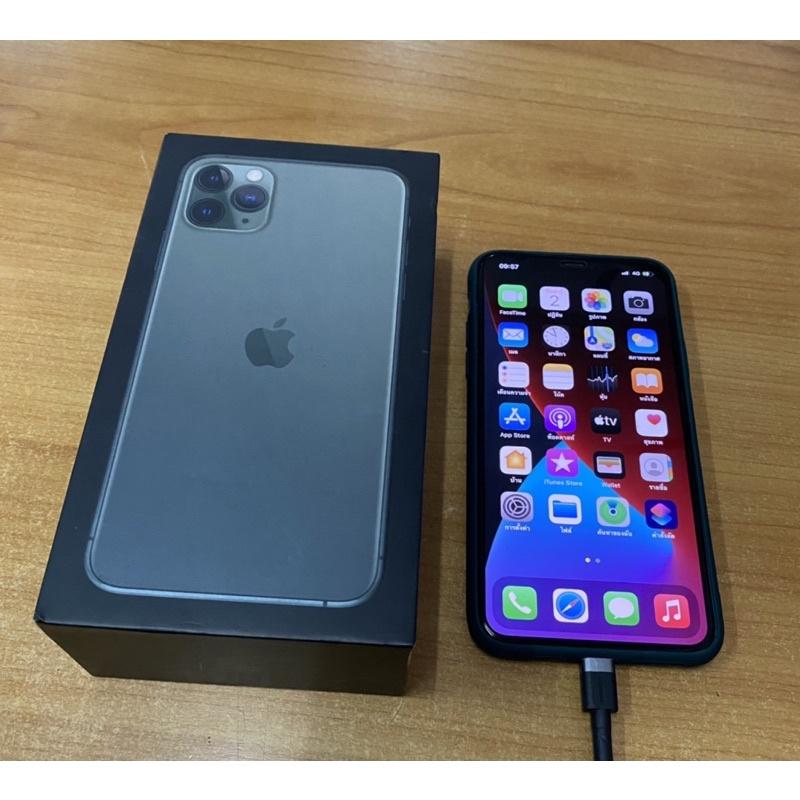 iphone 11 promax 64g เครื่องศูนย์ไทย สภาพสวย(มือสอง)
