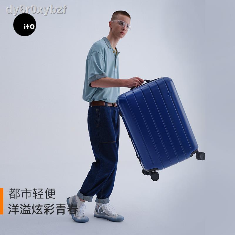 กระโปรงหลังรถ✳รถเข็น เคส 20 นิ้ว กระเป๋าเดินทางในห้องโดยสาร 24 นิ้ว กระเป๋าเดินทางเพื่อธุรกิจ 24 นิ้ว กระเป๋าเดินทางนักเ