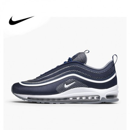 Find Price NIKE AIR MAX 97 ULTRA NAVY รองเท้าวิ่งสีน้ำเงิน