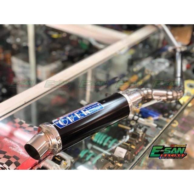 สินค้ายอดนิยม◙❏ท่อสูตร ท่อผ่า OVER รถรุ่น เวฟ ทุกรุ่น SONIC Zoomer KSR MIO คอท่อ 32 มิล