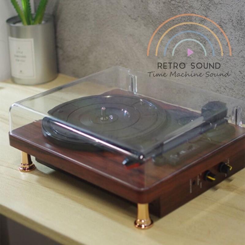 7e4e04de1034ebfea4f4e0ed022a83be - เครื่องเล่นแผ่นเสียง สไตล์เรโทร คลาสสิก Bluetooth, AUX, Stereo Record Player Turntable Vinyl Player with Built in พร้อมส่ง  <ul> <li>เครื่องเล่นแผ่นเสียงวินเทจ พร้อมส่ง</li> <li>Bluetooth</li> <li>AUX</li> <li>Stereo</li> </ul>