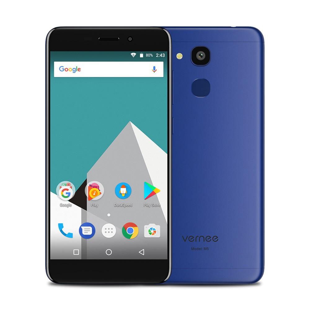 Vernee M 5 สมาร์ทโฟน 4 G FDD LTE โทรศัพท์ 5 2 นิ้ว 4 GB RAM 64 GB ROM MTK  6750