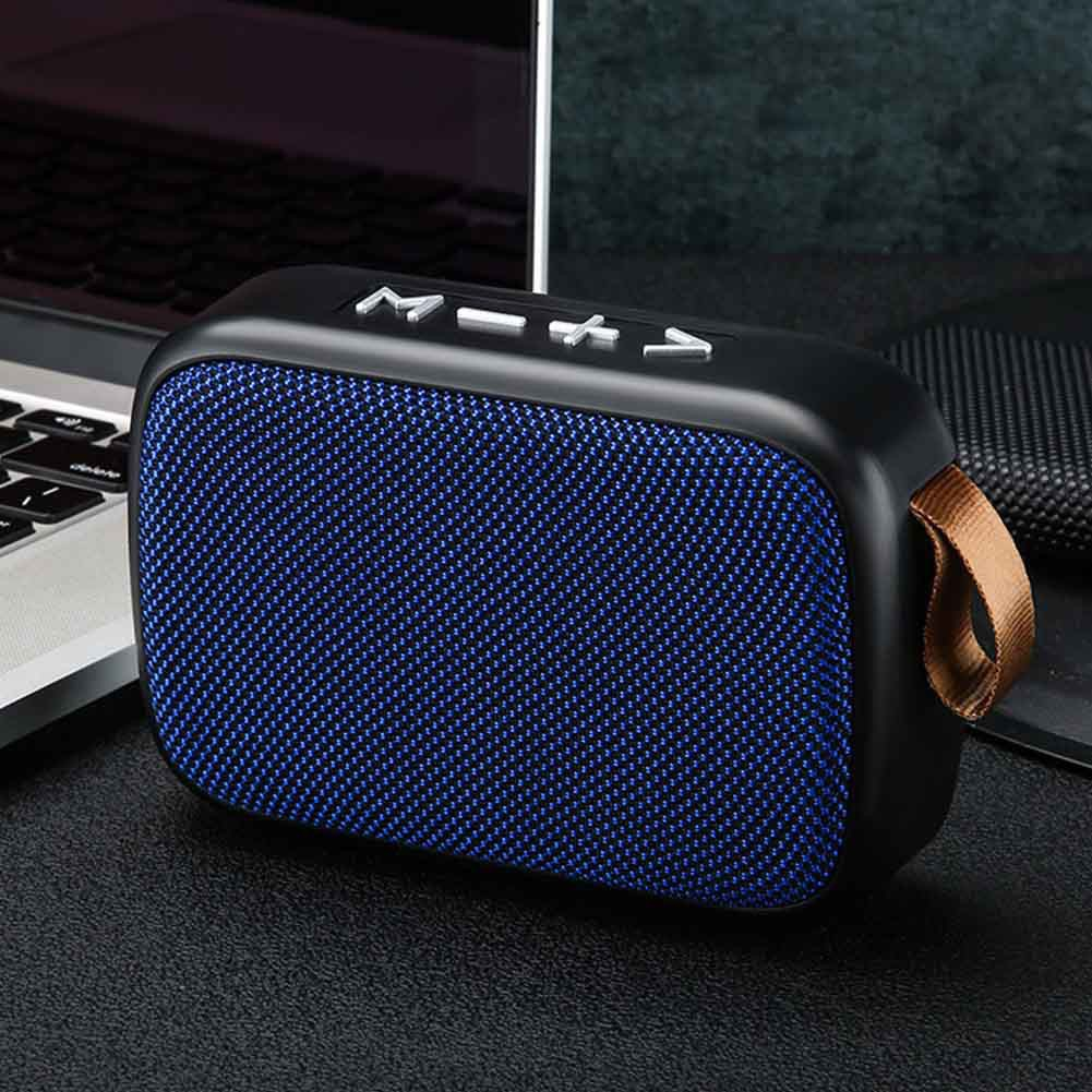 รุ่นลำโพงบลูทู ธ : G2High Quality ลำโพงบลูทูธ Mini Wireless Bluetooth LED Speaker