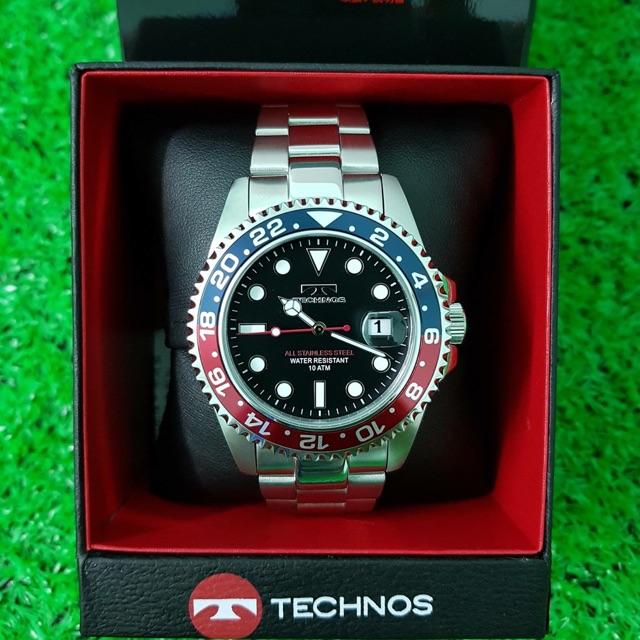 นาฬิกาผู้ชาย TECHNOS/JAPAN