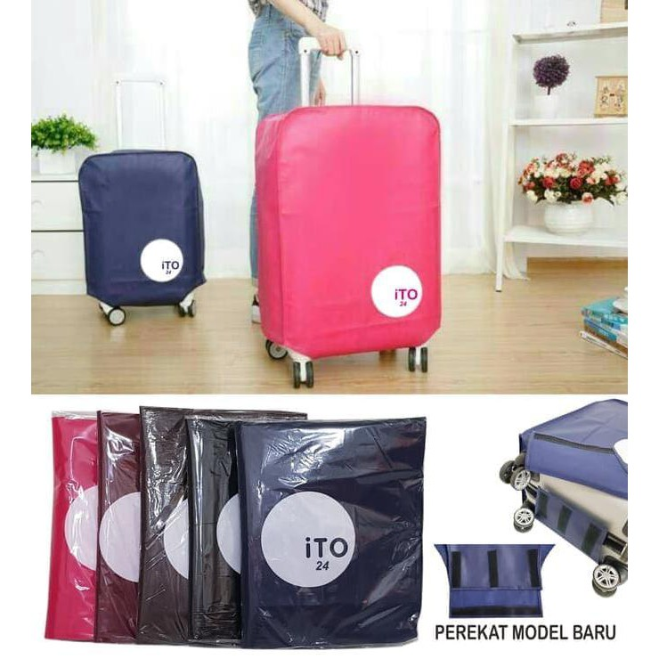 กระเป๋าเดินทาง / กระเป๋าเดินทาง / ผ้าคลุม Ito Size 24 นิ้ว