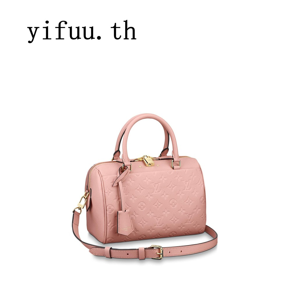 💖💖LV SPEEDY กระเป๋าสตรี กระเป๋าหรู กระเป๋าถือ กระเป๋าสะพายไหล่ กระเป๋าเป้สะพายหลัง กระเป๋าเดินทาง กระเป๋านักเรียน กระเป๋าเดินทาง Tiktok ins NO: 15
