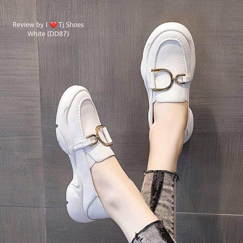 *เช็คของก่อนกดสั่ง* รองเท้าคัชชูเพื่อสุขภาพ dd87