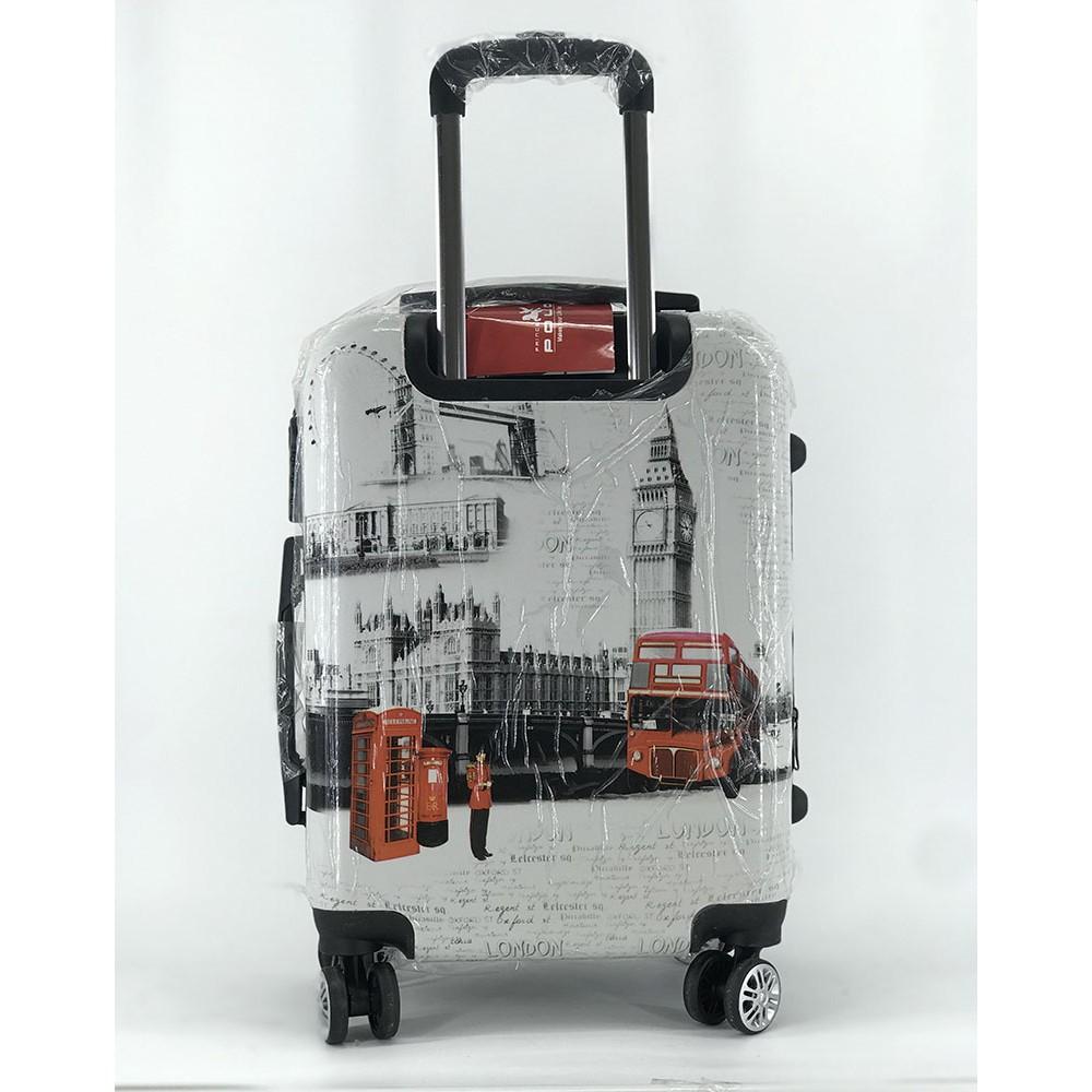กระเป๋าเดินทางล้อลาก Luggage PRINCE POLO  4 ล้อ 20 นิ้ว ดีไซน์ใหม่ล่าสุด จุของได้มาก  กระเป๋าล้อลาก กระเป๋าเดินทางล้อลาก