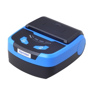please COD Xprinter 80mm mini handheld Bluetooth Thermal Receipt Printer Portable Bluetooth Printer Support Android IOS