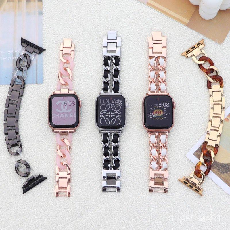 สายนาฬิกาข้อมือสําหรับ Applewatch Iwatch 6
