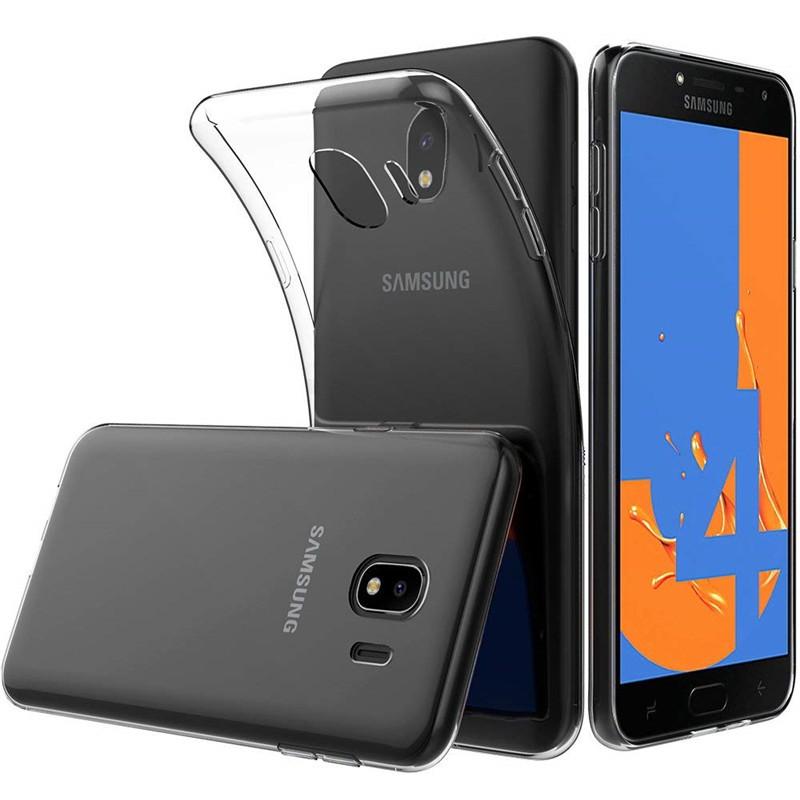 เคสโทรศัพท์ซิลิโคนแบบใสสํ Samsung Galaxy A7 A9 A8 A6 Star J4 J6 J8 Plus Prime J2 Pro 2018 Soft Transparent Silicone phone Case