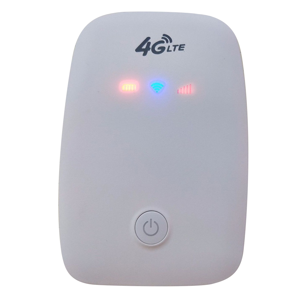 4G Car Mobile Portable Travel Mini Outdoor Modem Wireless Dongle With Sim  Slot Wifi Router