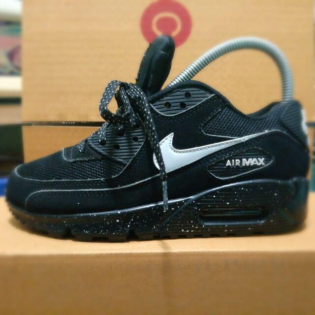 Nike air max 90 premium. Size. 35/22.5cm มือ๒ของแท้ สภาพใหม่ไม่มีตำหนิ