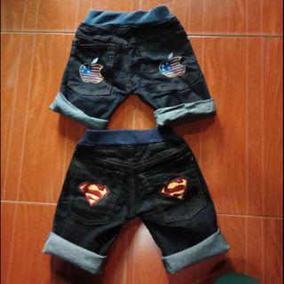 กางเกงยันส์เด็กผู้ชาย9แบบ x m l xl
