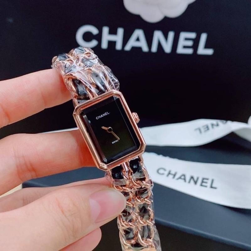 นาฬิกาข้อมือผู้หญิง CHANEL BOY แชเเนลบอยตัวถูก งานเหมือนตัวแพงเป๊ะ