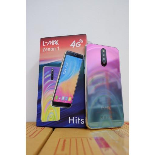 โทรศัพท์สมาร์ทโฟน L-MAX Zenon1 Hits หน้าจอ 5.5 นิ้ว รองรับทุกค่าย