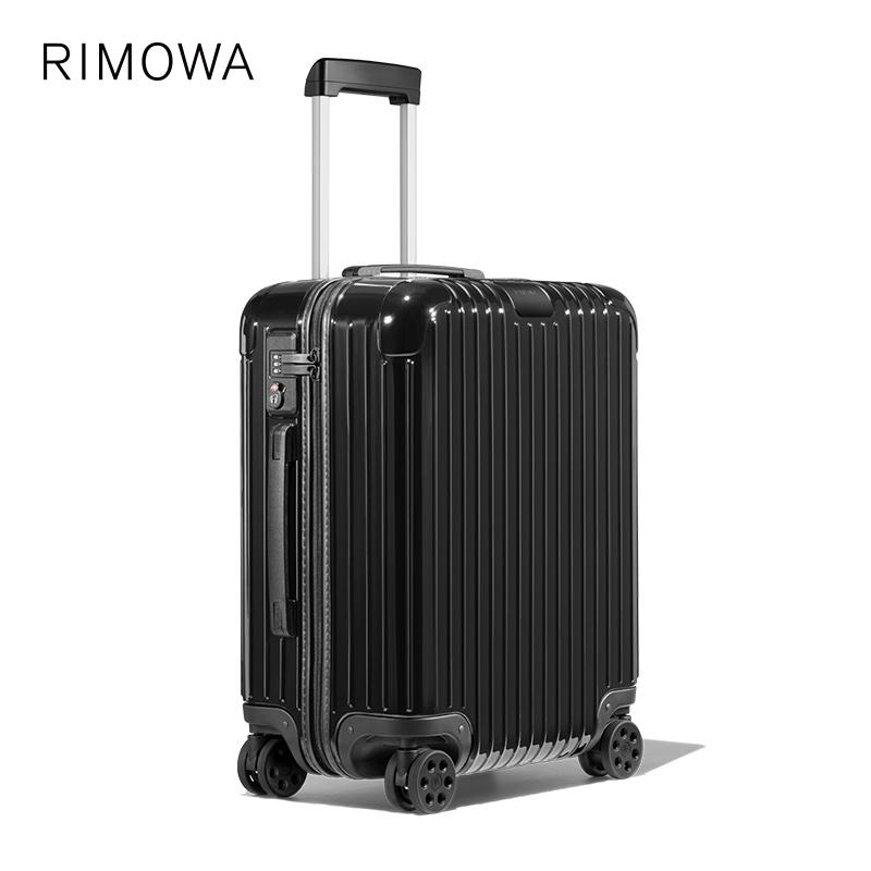 ♥ⅽRimowa/Ri miwa essential22นิ้วรถเข็นกระเป๋าเดินทางกระเป๋าเดินทางชั้นธุรกิจเว็บไซต์อย่างเป็นทางการ