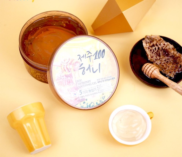 Pax Moly, Pax Moly Jeju 100 Honey Soothing Gel, Pax Moly Jeju 100 Honey Soothing Gel  รีวิว, Pax Moly Jeju 100 Honey Soothing Gel ราคา, Pax Moly Jeju 100 Honey Soothing Gel 300 g.