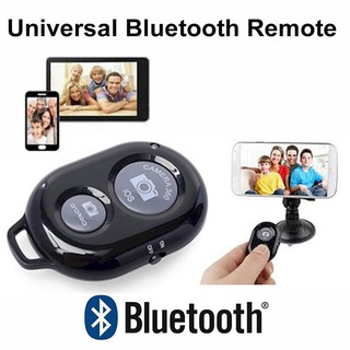 Review รีโมทถ่ายรูปเซลฟี Bluetooth phone camera shutter remote control Compatible for all iOS and Android Smartphones devices