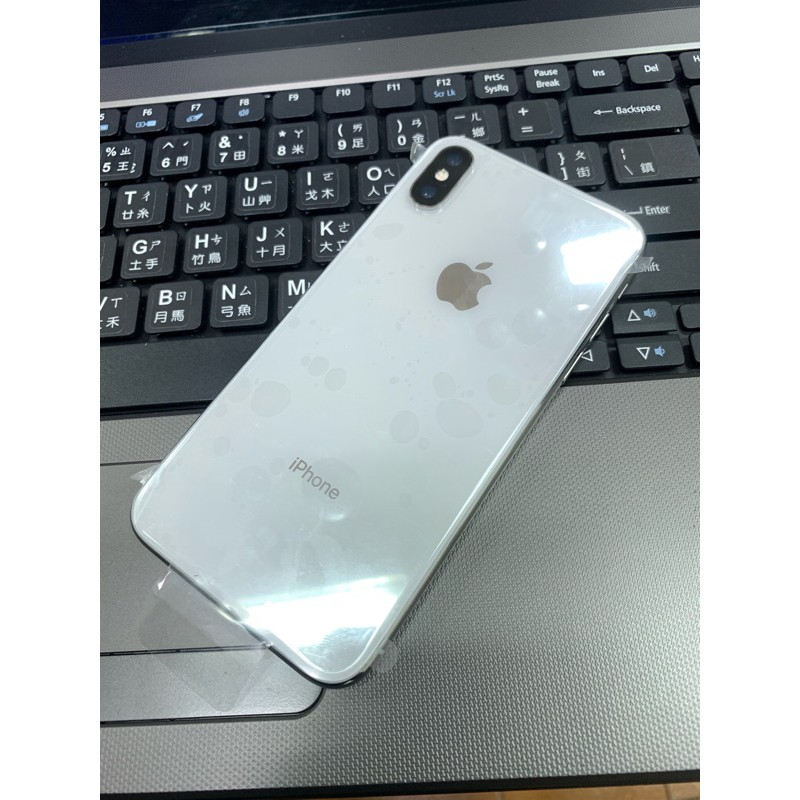 Apple จัดส่งฟรี iPhone X Apple X มือสอง  64G/ 256GB【Love Apple Life】