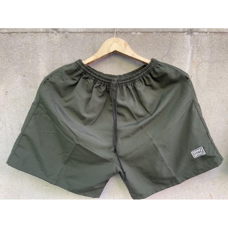 กางเกงขาสั้นงานปัก BANG BANGใส่สบายหญิง ชายใส่ได้ใส่ออกกำลัง ใส่เที่ยว