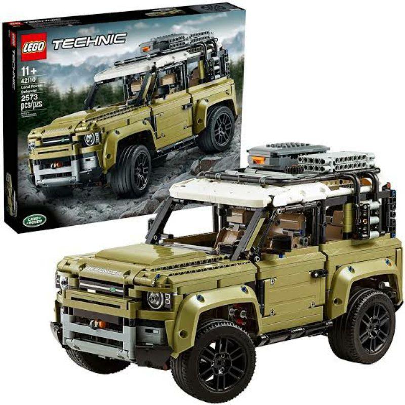LEGO   TECHNIC 42110