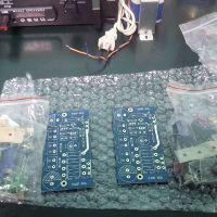 PASS ACA 5W Class A Mono DC20v  k170 ZTX653,IRF240 Amplifier kit