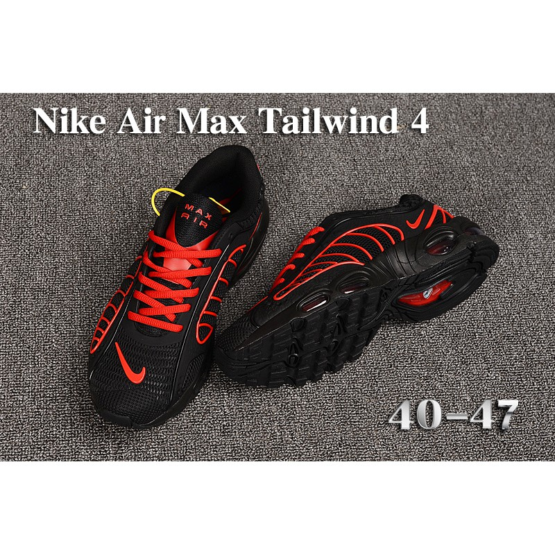 detailing release date: on feet shots of ❤ NEW ❤ high quality Nike Air Max TN4 generation Tailwind black ...