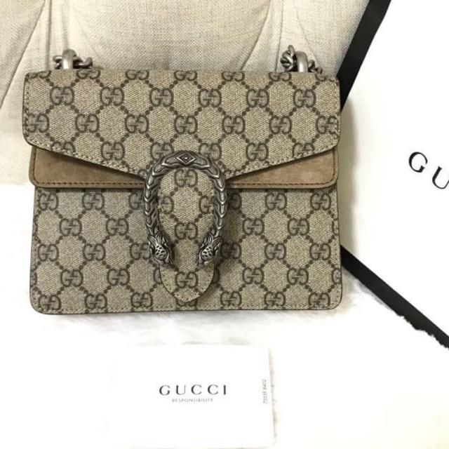 New Gucci Dionysus mini