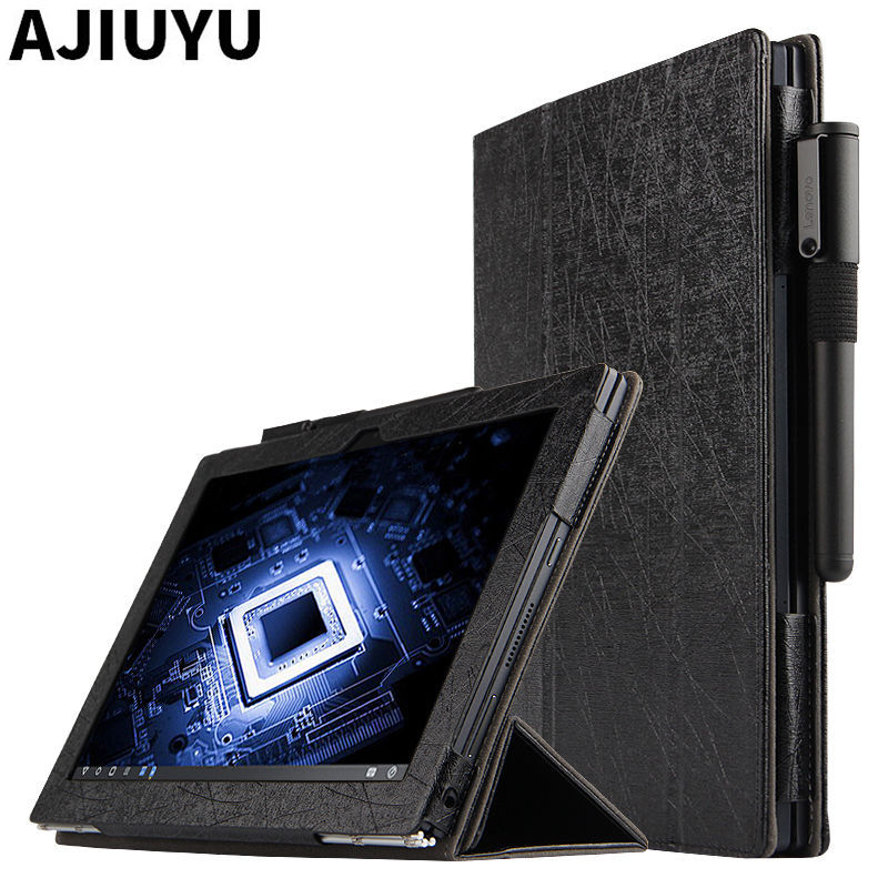 For Lenovo YOGA BOOK Case Protective Shell Smart Cover Leather yogabook Tablet For yoga book 10.1 inch PU Protector Slee