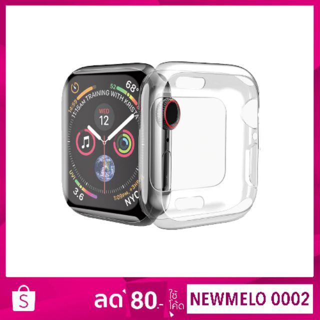 applewatch เคสแบบใสกันรอยทุกขนาด[พร้มส่ง]