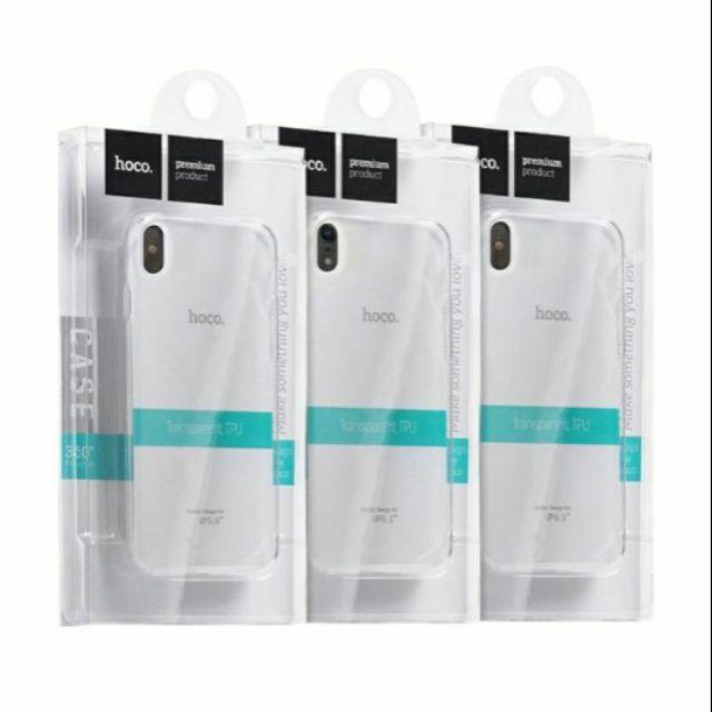 Hoco Case เคสใสแท้ 💯 iPhone 11/11 pro/11 promax/8 /7Plus/ 8 Plus / 7 /SE/ 6 Plus / 6s /6