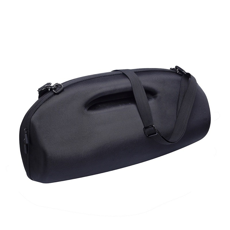 Boombox 2 กระเป๋าพกพาเนื้อแข็งสำหรับ JBL Boombox มีที่เก็บอุปกรณ์ชาร์จ/สายสะพาย