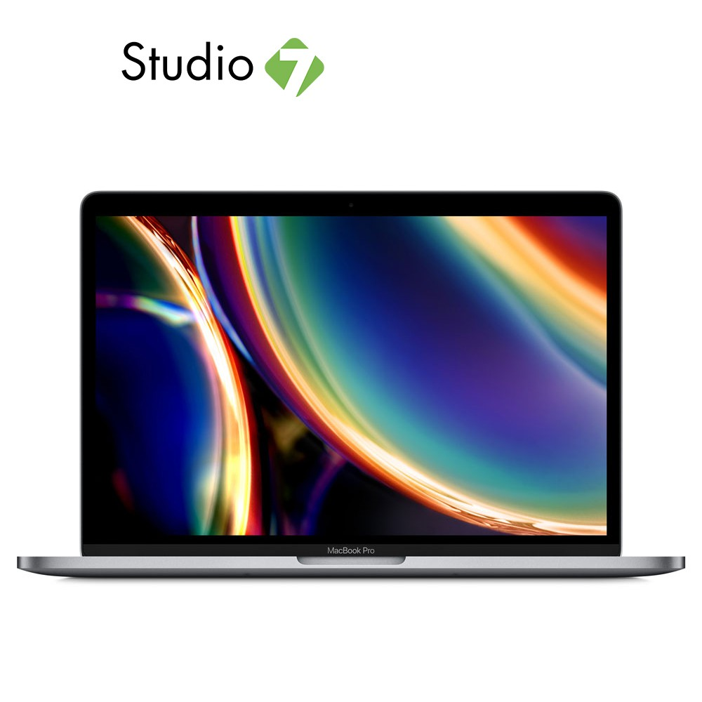 Apple MacBook Pro 13.3-inch with Touch Bar: 2.0GHZ /i5-Gen10/16GB/1TB (2020) by Studio7
