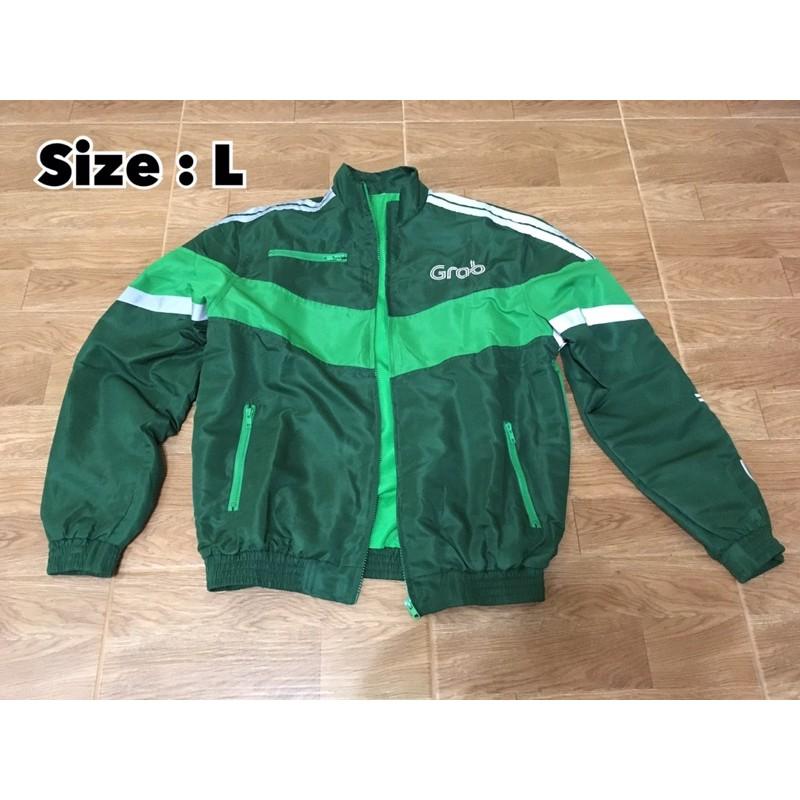 เสื้อ Grab Jacket [Size L]