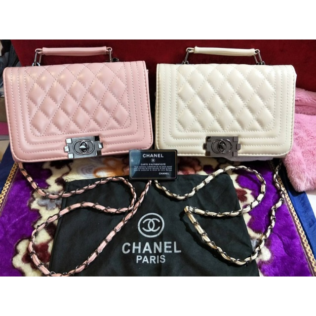 Chanel boy/ชาแนล บอย