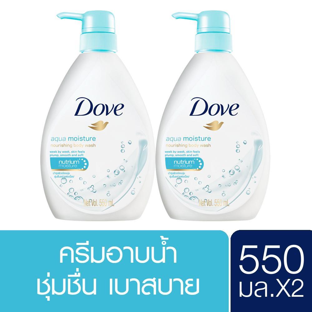 dove body care