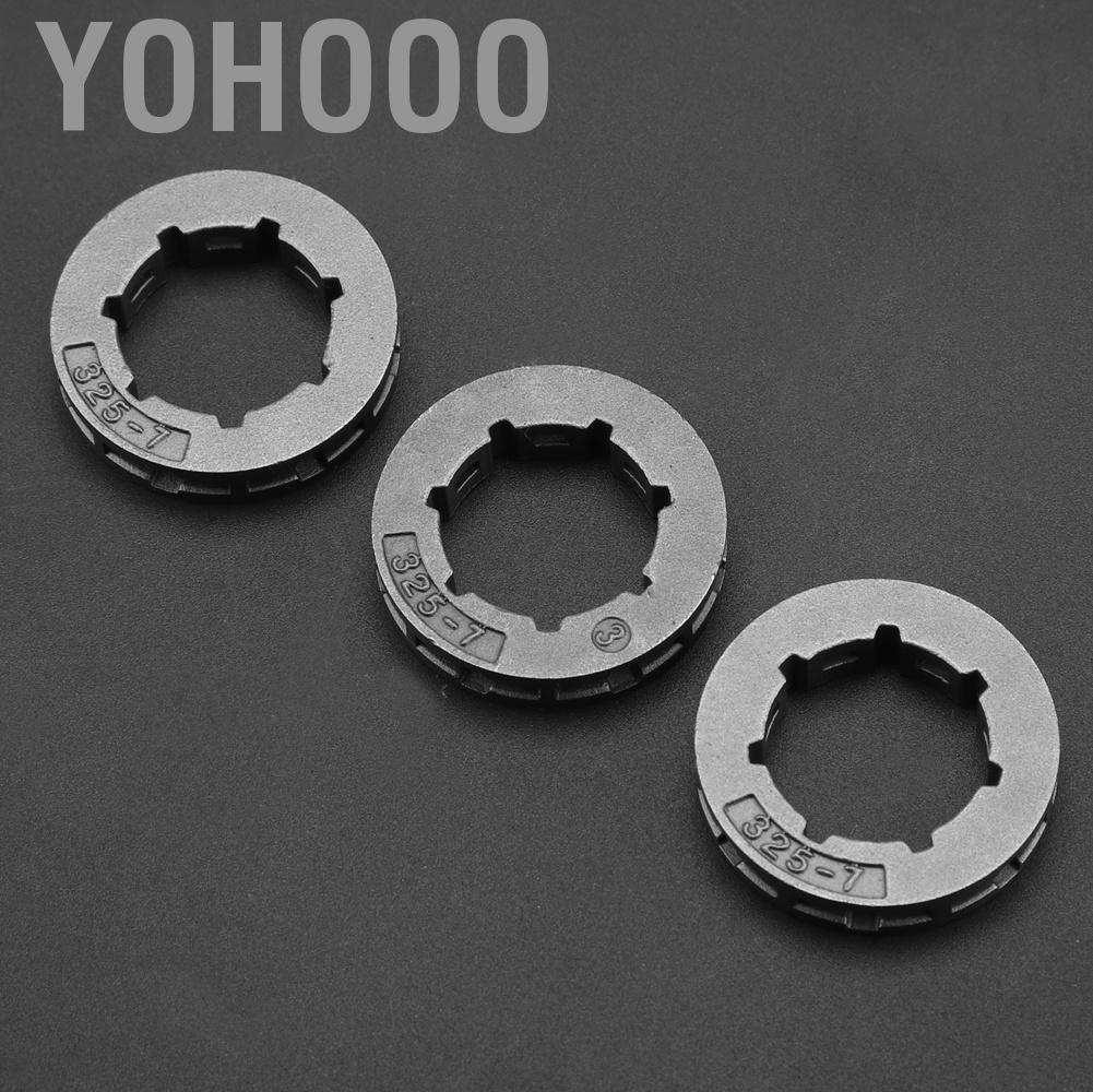 Yohooo 325-7 ฟันเฟืองขนาดเล็ก Stihl 028 029 034 039 Ms290 Ms390