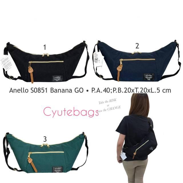 กระเป๋าคาดเอว Bum Bag Anello
