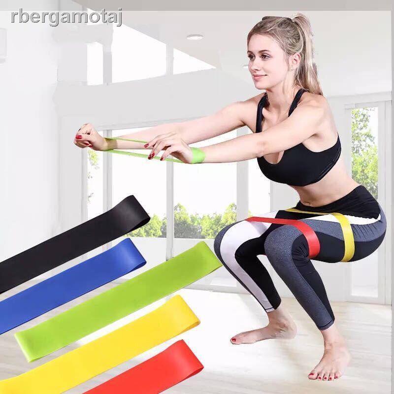 ♥อุปกรณ์ฝึกความแข็งแรง♥เชือก♥สายออกกำลังกายแบบโยคะ สะโพกยางยืดชายยืดหมอบออกกำลังกาย