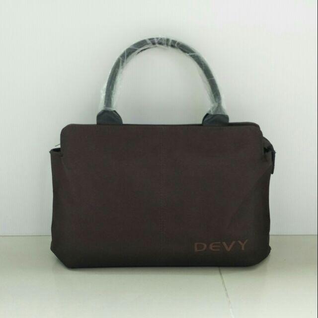 กระเป๋าถือ DEVY ผ้าแคนวาสเนื้อดี