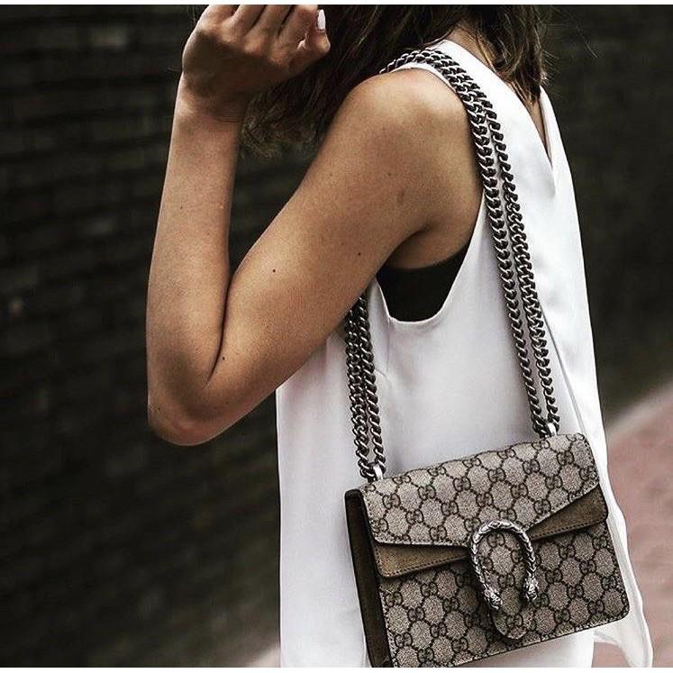 ○☈New Gucci Dionysus Mini Bag