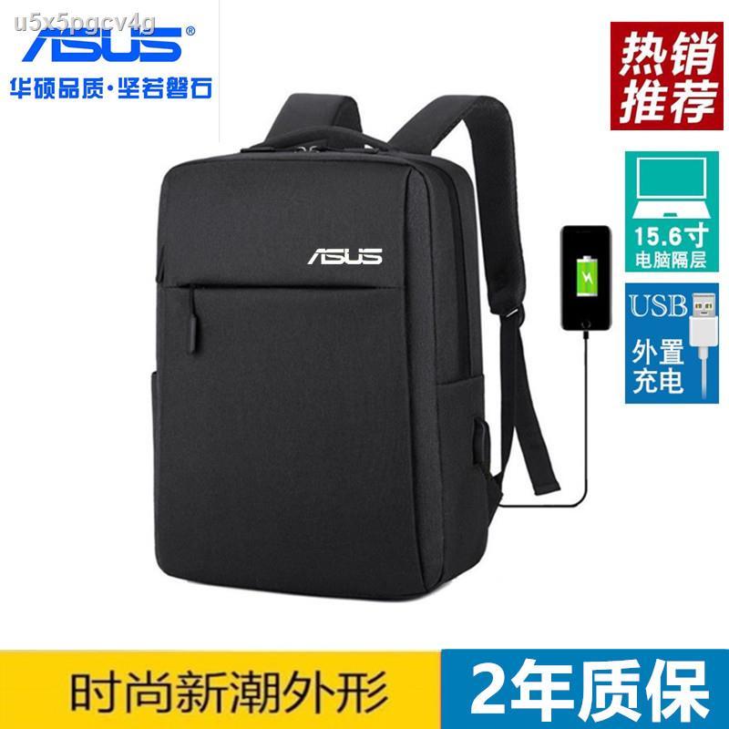กระเป๋าโน๊ตบุ๊ค❒กระเป๋าเป้แล็ปท็อป ASUS ขนาด 14 นิ้ว 15.6- กระเป๋าเป้เดินทางธุรกิจ Lenovo สำหรับเด็กชายและเด็กหญิง