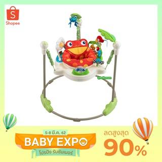 19a80c1ec Jumperoo RainForest (Baby walker) จัมเปอร์กบ