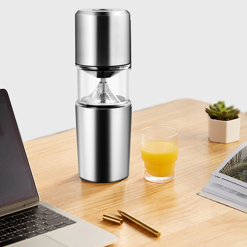 ●☊✽เครื่องบดไฟฟ้า เครื่องบดเมล็ดกาแฟแบบพกพา เครื่องบดสด เครื่องบดขนาดเล็ก เครื่องทำกาแฟในครัวเรือน