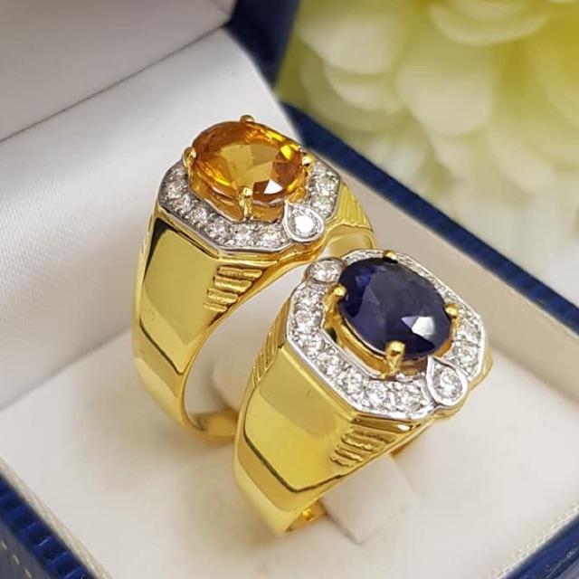 แหวนชายสวยๆทองคำแท้ราคาโรงงาน