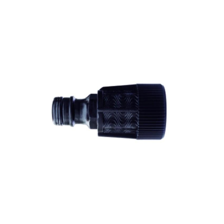 ZINSANO - ข้อต่อเร็วตัวผู้ เครื่องฉีดน้ำแรงดันสูง รหัส BBZIADAPTR01