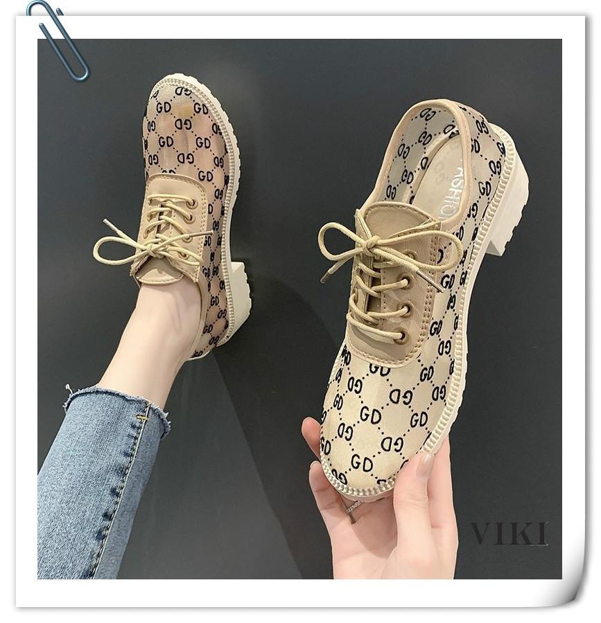 💕VIKI💕 รองเท้าส้นตึก รองเท้ารัดส้น รองเท้ารัดส้น แบบเสริมส้น รองเท้าแตะรัดส้น รองเท้าส้นตึกและส้นเตารีด รองเท้าวินเทจ รองเท้าผ้าใบเสริมส้น รองเท้าเกาหลีผู้หญิง รองเท้าคัชชูแฟชั่น รองเท้าส้นสูงแฟชั่น รองเท้าลำลองสตรี รองเท้าผู้หญิง รองเท้าแตะรัดส้น