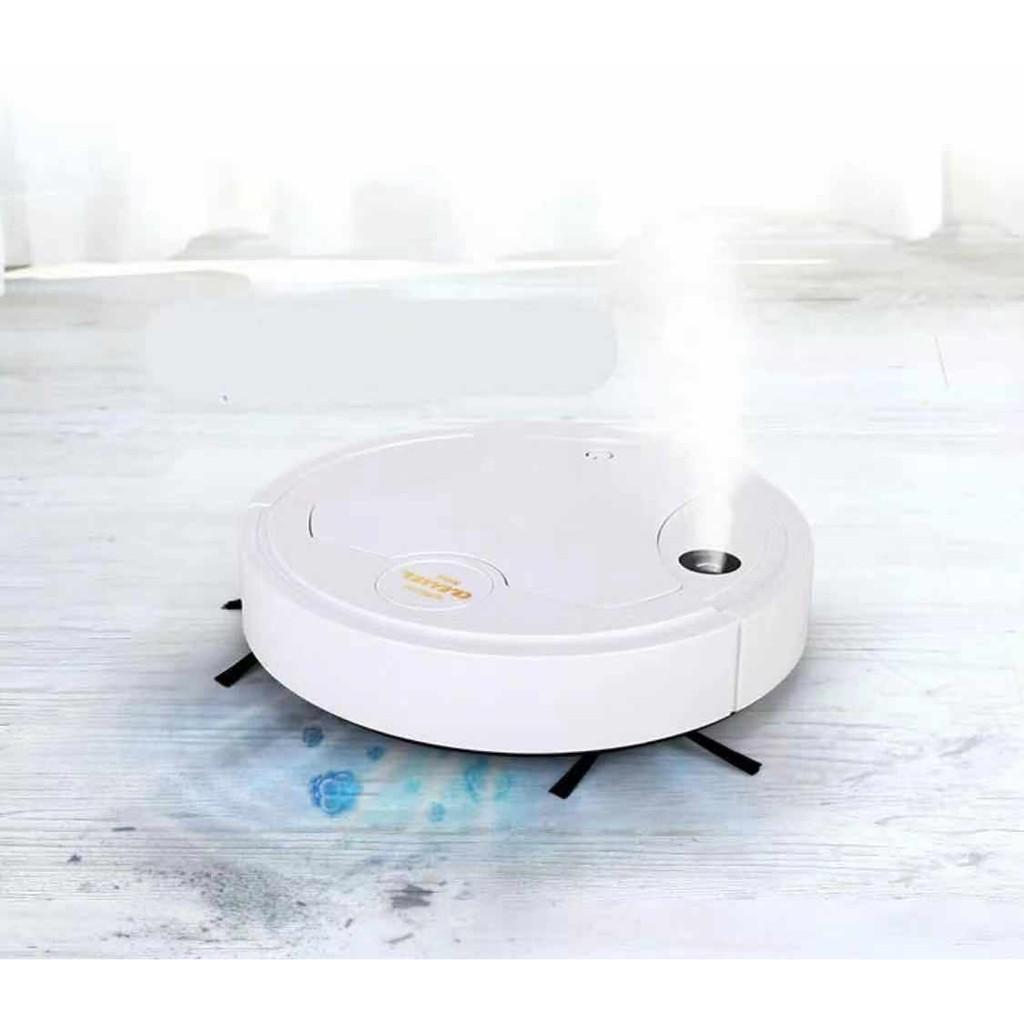❆✴✐หุ่นยนต์ดูดฝุ่น CLEAN SMART ROBOT แบบชาร์จได้ Cleaning ( K2
